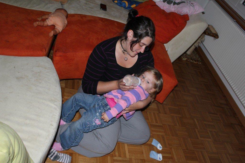 Cecilya das Baby :-)