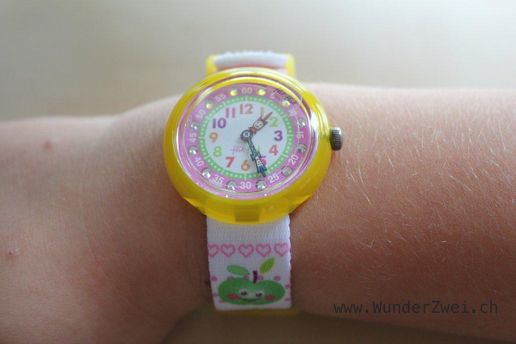 Flick Flak – neue Uhren für unsere kleinen